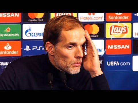 PSG 2-1 Liverpool - Thomas Tuchel Post Match Press Conference - Champions League