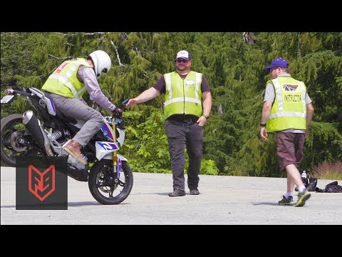 Tricks To Pass The Motorcycle Test - Ft. Instructor And Examiner