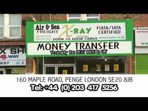 Afri Cargo Sea & Air Freight plus Money Transfer