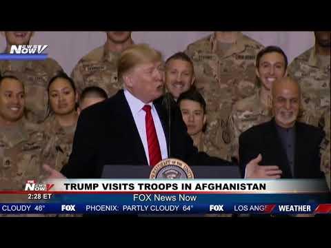 THANKSGIVING SURPRISE: President