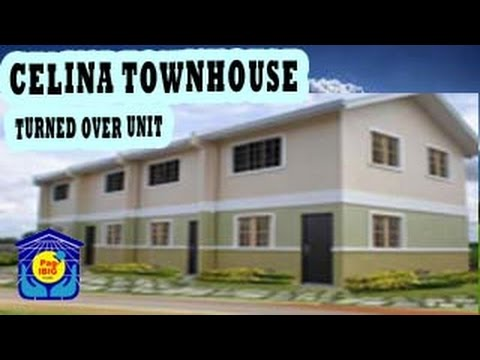 Home for Sale - Celina Plains (Turned Over Unit) Townhouse at Sta. Rosa, Laguna, Philippines