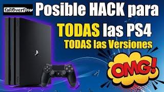 NOTICIA -Posible Liberacion para TODAS las PS4 en Camino - NOTICIA -