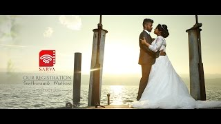 Senthu & Mathini L Registration L Highlights L Anbil Avan L Sarva Studios L Switzerland.