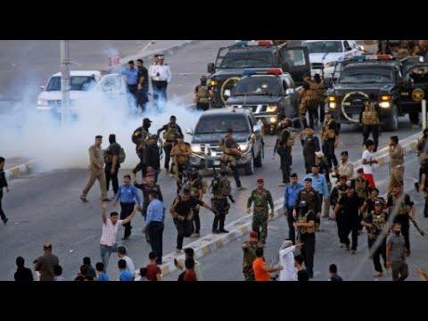 الاحتجاجات المطالبة بتوزيع عادل للثروات تدخل أسبوعها الثاني في العراق  - نشر قبل 25 دقيقة