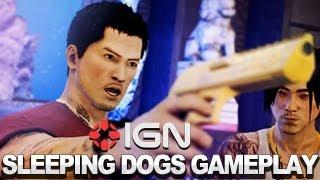 Sleeping Dogs: Hard-Boiled Gunplay