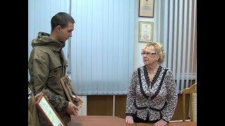 Поисковики передали родственникам личные вещи солдата красной армии из Йошкар-Олы