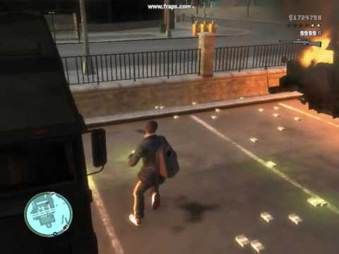gta iv where to find a security trucks money youtube. Black Bedroom Furniture Sets. Home Design Ideas