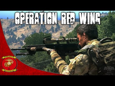 Arma 3 - Co Op Gameplay - Operation Red Wing