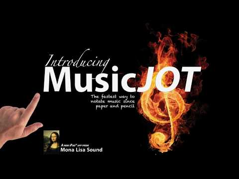 MusicJOT Overview