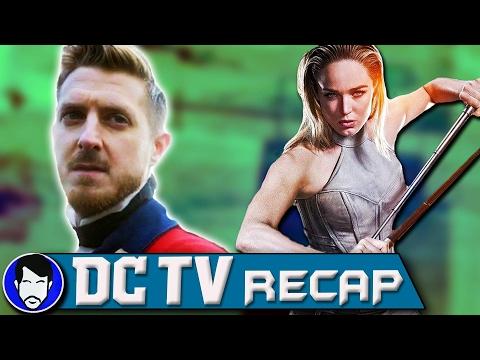 RIP HUNTER joins the LEGION OF DOOM!?! | DCTV Recap