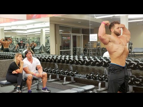 Defying limits Episode 1 Training with the Champ