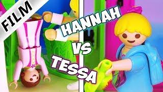 Playmobil Film deutsch | Morgenroutine vor der Mathearbeit | Hannah Vogel vs Tessa Schnösel | Serie