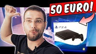 Playstation 4 für 50 Euro kaufen? Ja es geht! + Ps4 Reparatur Trick!