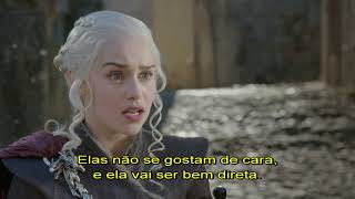 Game of Thrones Temporada 7 | Comentários do elenco episódio #3