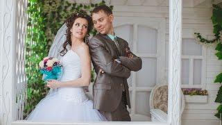 Свадебный клип Антон и Марина (Барнаул)