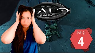 Halo: Combat Evolved Pt. 4 | The Silent Cartographer | Gaming with Tracy