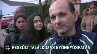 Feszült találkozás Gyöngyöspatán 20-02-03