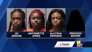 Robbery suspects used pepper spray, stun guns to get away, police say
