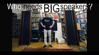 Who needs big speakers?
