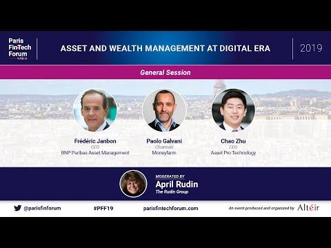 Asset and wealth management at digital era  - PFF19 - Full Video