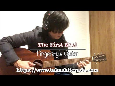 the-first-noel---fingerstyle-guitar-/-takashi-terada