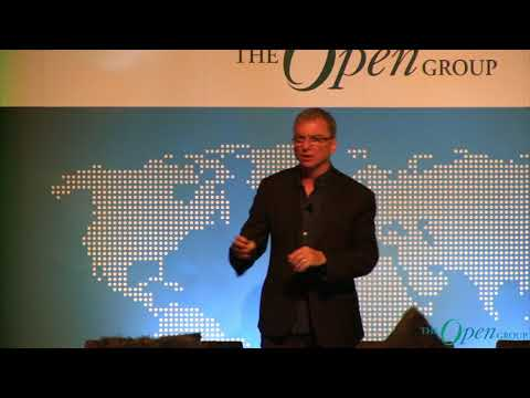 The Open Group - Building a Future Proofed IT Operating Model