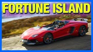 Forza Horizon 4 : FORTUNE ISLAND!! (Car List, Treasure Hunting, Drift Road)
