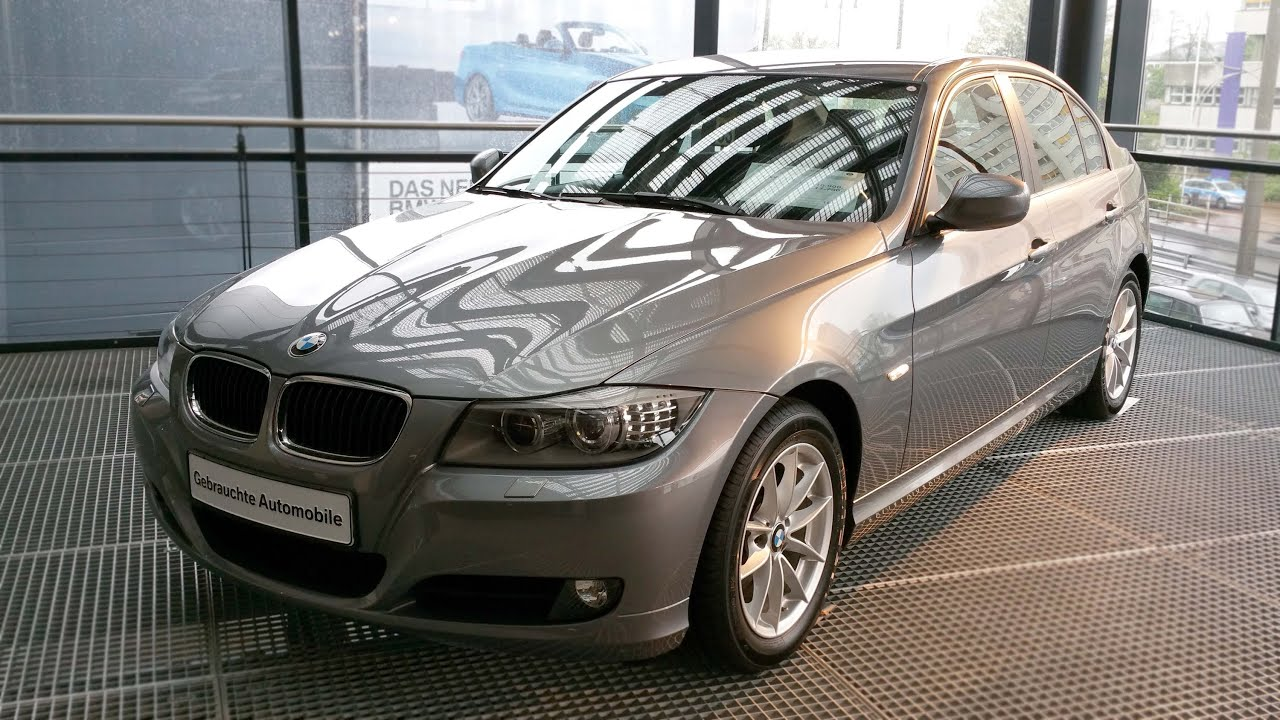 2011 BMW 318i Comfort Paket Review  BMWview  YouTube