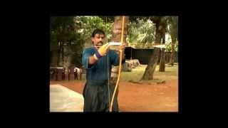 Kyudo (Japanese Archery) Target Shooting Competition, Sri Lanka - May 2012 (Part 1/3)