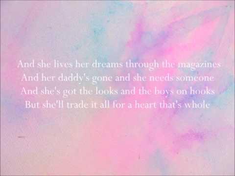 Prom Queen - Molly Kate Kestner // lyrics