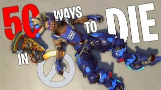 50 Ways To Be Eliminated In Overwatch