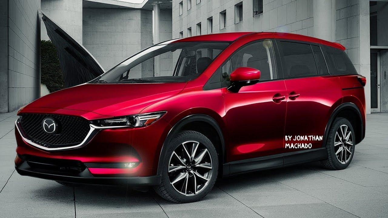 RENDER All-New 2020 #Mazda 5 #Mazda5