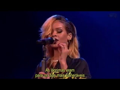 Rihanna - What Now (LIVE)