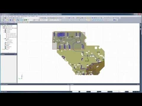 ANSYS HFSS: 3D Layout Model from a Cadence Board File - YouTube