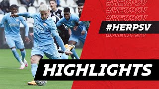First goal for Max 🇩🇪   HIGHLIGHTS Heracles Almelo - PSV