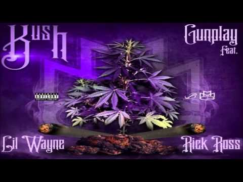 Gunplay - Kush feat. Lil Wayne & Rick Ross [Official Audio HD]