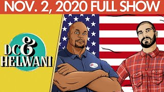 DC & Helwani (November 2, 2020) | ESPN MMA