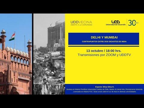 Delhi y Mumbai, contrapuntos entre dos gigantes de India