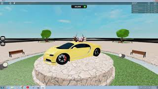 my b-day special on roblox