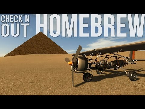 Check'n Out.. Homebrew - Sandbox Vehicle Creation! - First Impressions