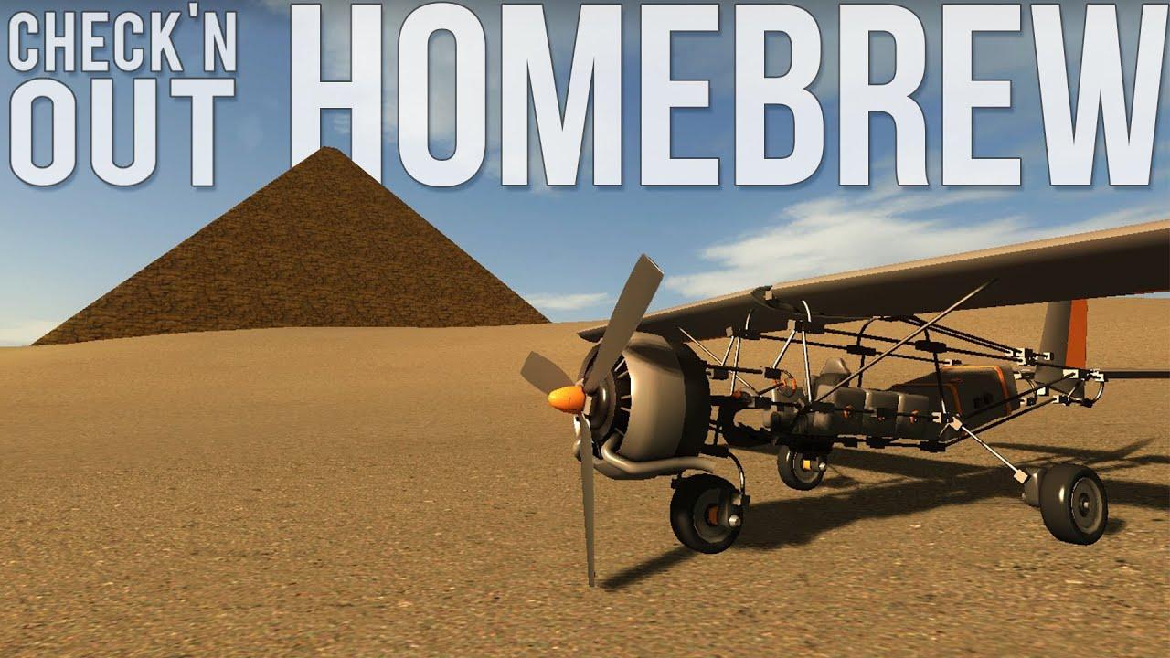 check n out homebrew sandbox vehicle creation first