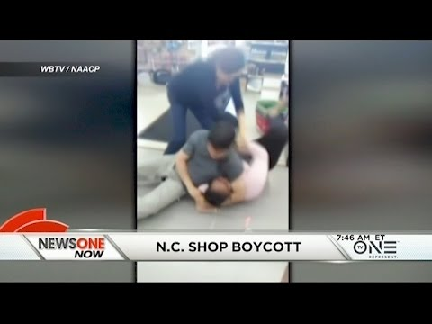 Calls For A Boycott After An Asian Beauty Supply Store Owner Choked A Suspected Shoplifter