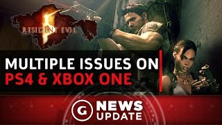 Resident Evil 5 on PS4/Xbox One Has Multiple Issues, Frame Rate Drops - GS News Update