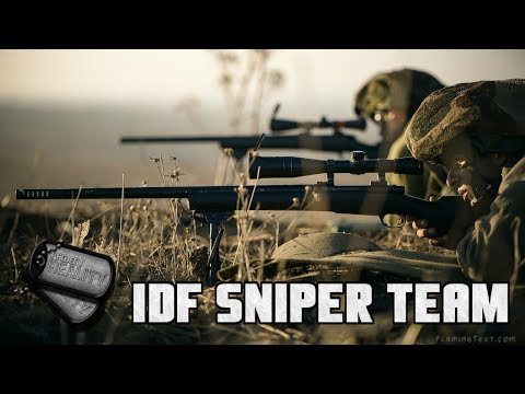 Project Reality 1.39 [] IDF Counterinsurgency Sniper [] Full