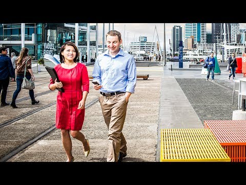 Make the Smart Move – Do Business/Invest in Auckland