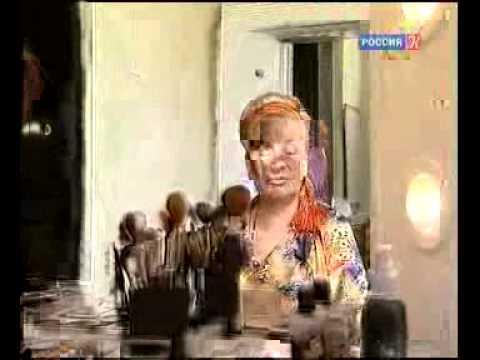 """""""До и после..."""" (Ролан Быков и Елена Санаева) - """"Больше, чем любовь"""""""