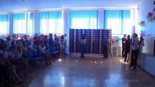 Эксклюзивный выпускной 44 школы (актеры Закрытой школы)