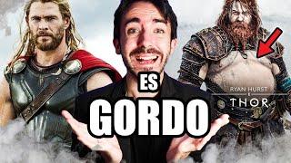 NO PUEDE SER! Thor está GORDO en God of War Ragnarok 🤣 Polémica ABSURDA con PS5 y sus MEJORES juegos