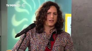 Diosdado Gaitán Castro & Gustavo Ratto - TV Peru - Bien Por Casa