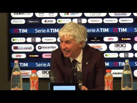 """Conferenza Gasperini post Roma: """"La squadra ha reagito bene, sul 3-3 ho pensato di vincere"""""""